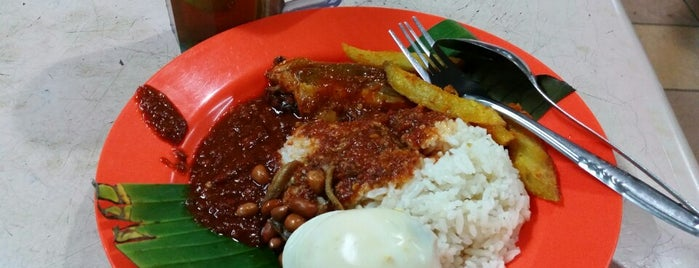 Nasi Lemak SS223 is one of Eating in KL.