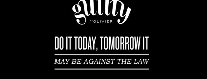 Guilty by Olivier is one of Guide to Lisbon's best spots.