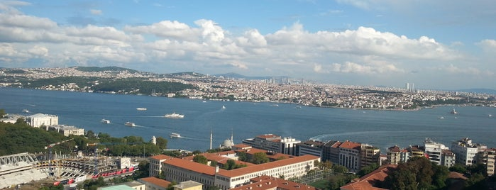 InterContinental Istanbul is one of Ziad's Tips.