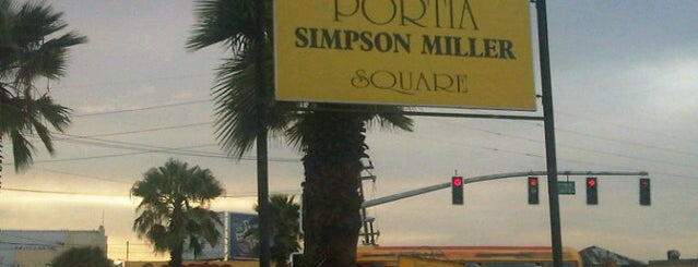 Portia Simpson-Miller Square is one of Top picks for Plazas.