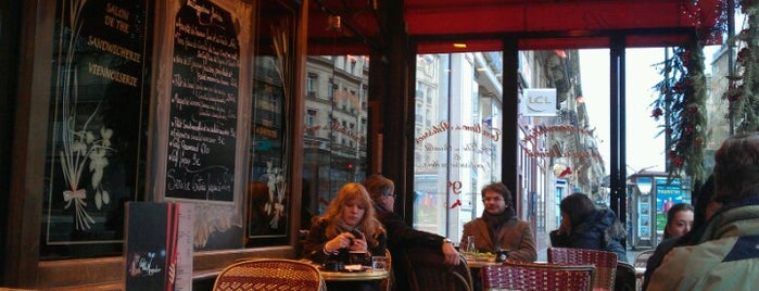 Café du Mogador is one of Favorite Food.