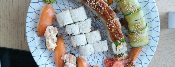 Якитория / Yakitoriya is one of Суши бары.