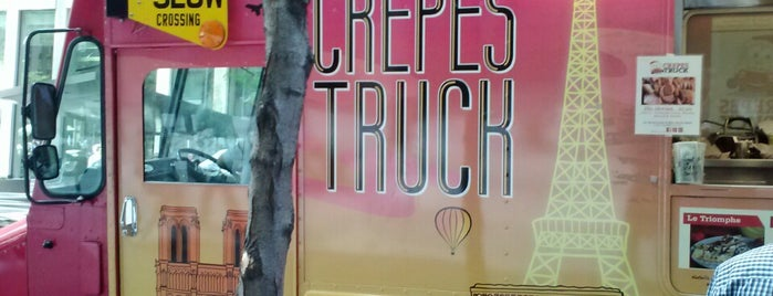 The Crepes Truck is one of Food trucks.
