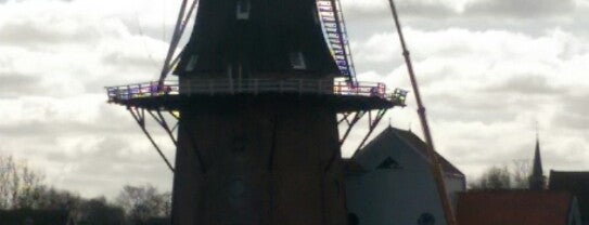 Molen De Zwaluw is one of Dutch Mills - North 1/2.