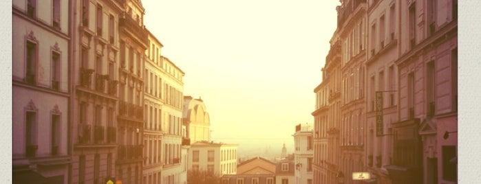 Relais de la Butte is one of Paris.