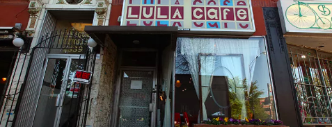 Lula Café is one of The 38 Essential Chicago Restaurants, Summer 2016.