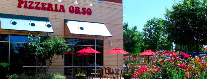 Pizzeria Orso is one of Washington DC Eater 38.