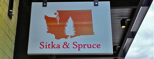 Sitka and Spruce is one of Seattle Eater 38.