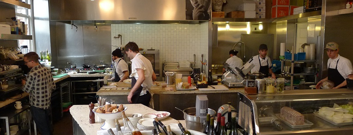 M. Wells Dinette is one of NYC Eater 38.