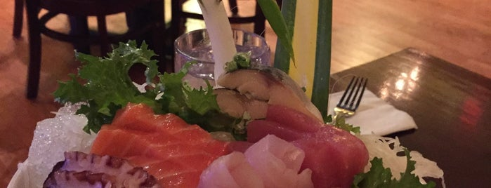 Sake House is one of 20 favorite places to eat.