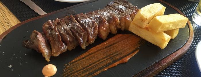 Restaurante Jota Cinco is one of Mejores cocinas Madrid.