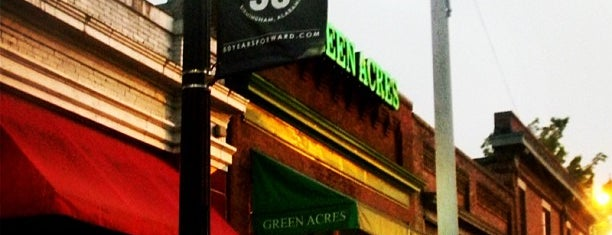 Green Acres Cafe is one of Best places in Birmingham, AL.