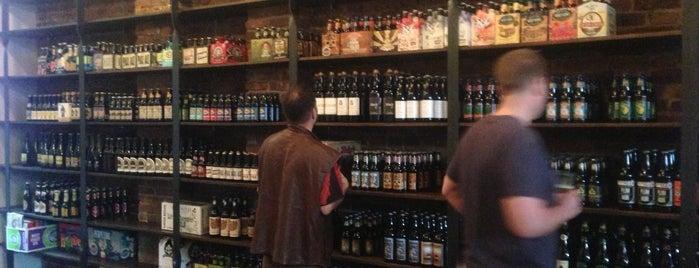 St. Gambrinus Beer Shoppe is one of Beer Here!.