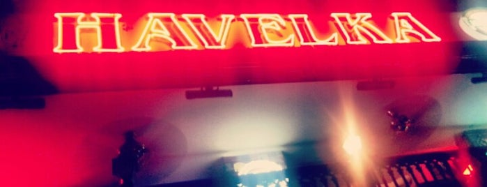 Havelka is one of Favorite Nightlife Spots.