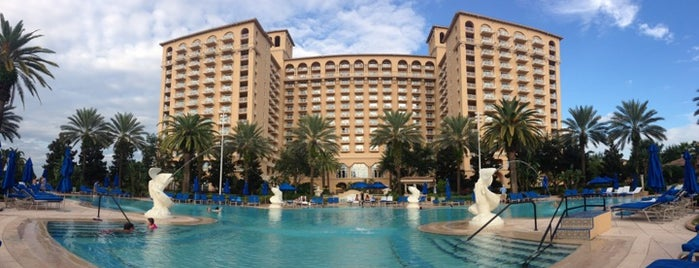 The Ritz-Carlton Orlando, Grande Lakes is one of My Sunshine State <3.