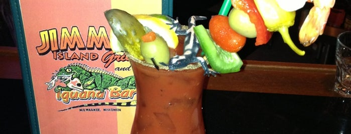 Jimmy's Island Grill & Iguana Bar is one of Grab a Bite NOW food reviews.