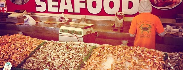 Jesse Taylor Seafood is one of DC Area.