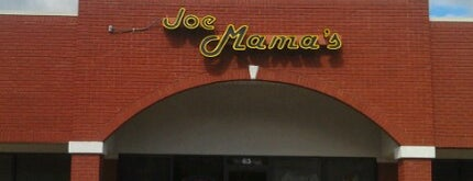 Joe Mama's American Grill is one of prattVEGAS faves.