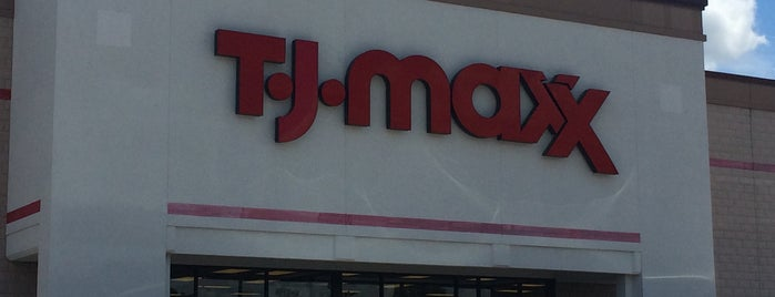T.J. Maxx is one of Recycle Hotspots.