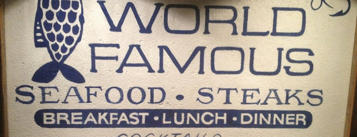 World Famous is one of Favorite Eats.