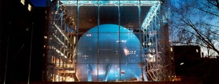Hayden Planetarium is one of Best Spots for Kids - NYC.