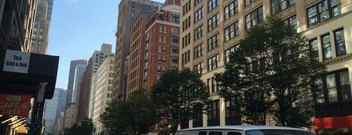 DigitasLBi is one of NYC.