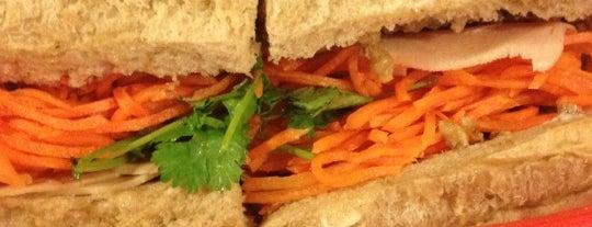 Vietspot Noodle and Sandwich is one of 2012 Choice Eats Restaurants.