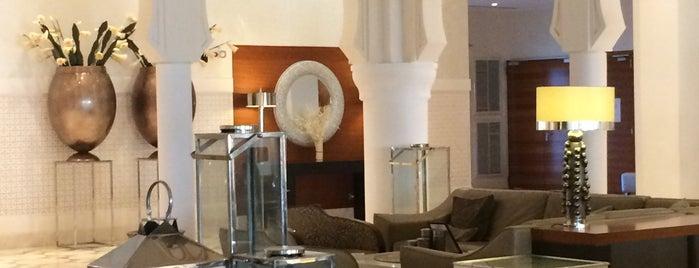 Renaissance Tlemcen Hotel is one of Ren.
