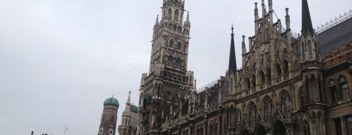 Altes Rathaus is one of Germany.