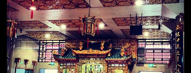 Kwan Im Thong Hood Cho Temple is one of The Houses of Prayers & Worship.