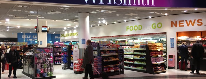 WHSmith is one of Shops at Gatwick Airport North Terminal.