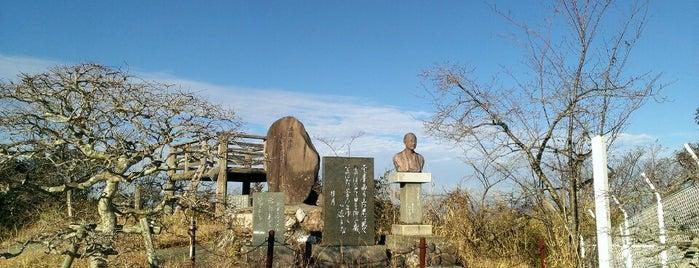 虚空蔵山 山頂 is one of 四国の山.