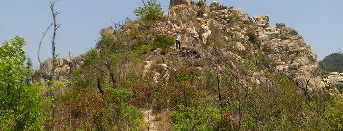 烏帽子岩 is one of 四国の山.