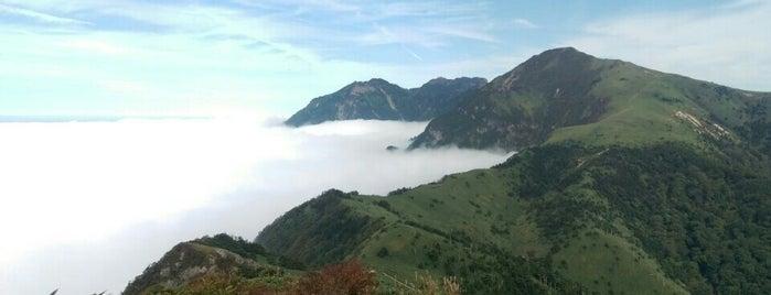 堂ヶ森 is one of 四国の山.