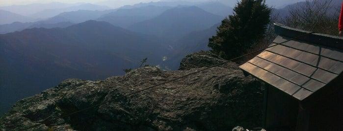 稲叢山 山頂 is one of 四国の山.