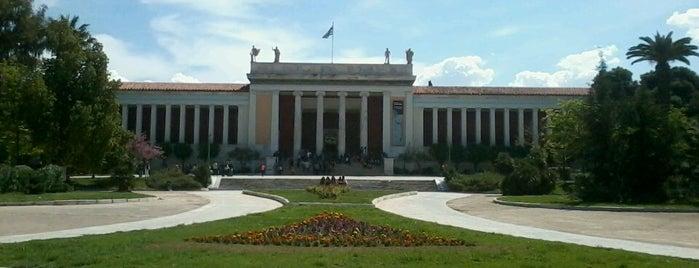 Εθνικό Αρχαιολογικό Μουσείο (National Archaeological Museum) is one of Ελλαδα.