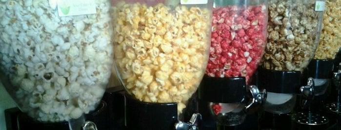 Cornucopia Popcorn is one of Austin Sweet Spots.