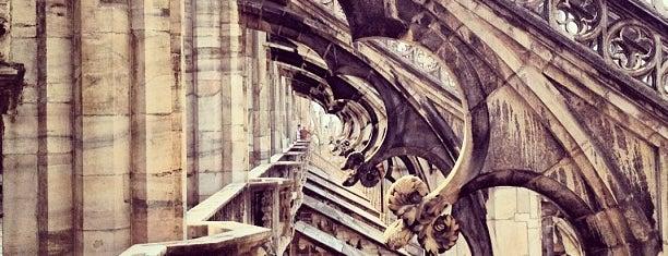 Milan Cathedral is one of 101Cose da fare a Milano almeno 1 volta nella vita.