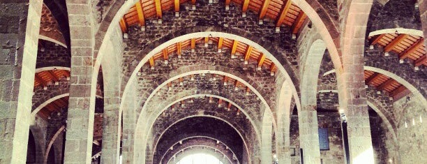 Museu Marítim de Barcelona is one of Museus i monuments de Barcelona (gratis, o quasi).