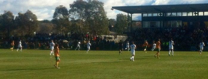 Mckellar Park is one of Soccer.