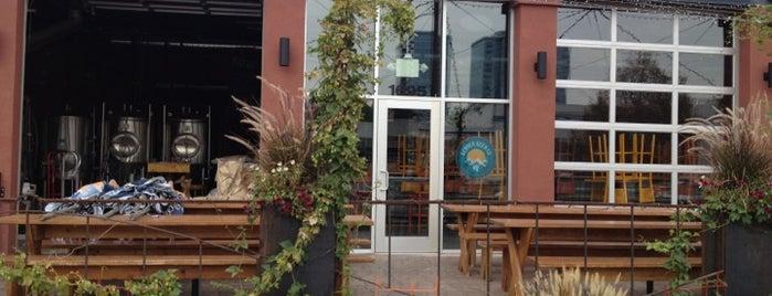 Denver Beer Co. is one of Denver To-Do.