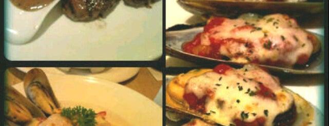 Bistro Dèlifrance is one of Favorite Food.