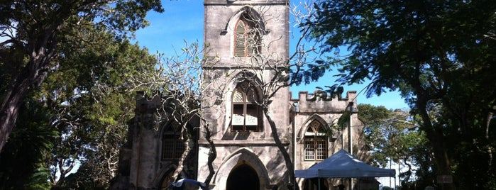 St John's Parish Church is one of Barbados' Best Scenic Views.
