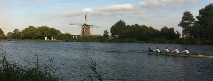 Molen De Zwaan is one of Dutch Mills - North 1/2.