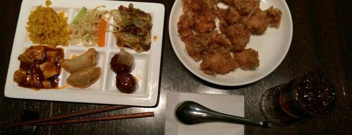上海柿安 イオンレイクタウン店 is one of 食べ放題.