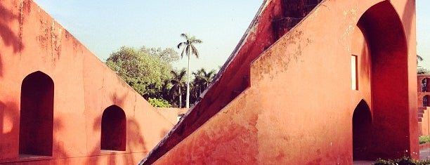 Jantar Mantar is one of Top 10 favorites places in New Delhi, India.