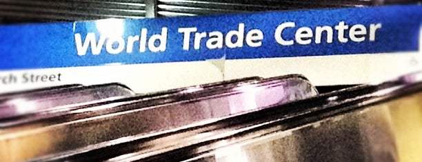 World Trade Center PATH Station is one of My Bucket List.