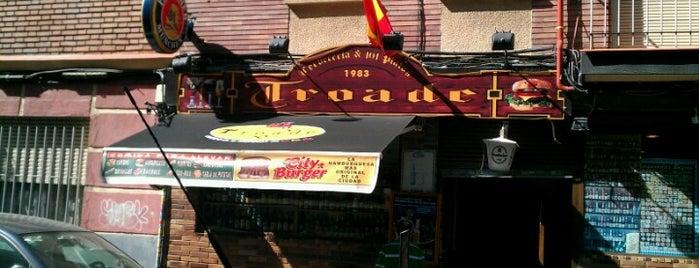 Troade Cervecería is one of Best Burgers in Spain.