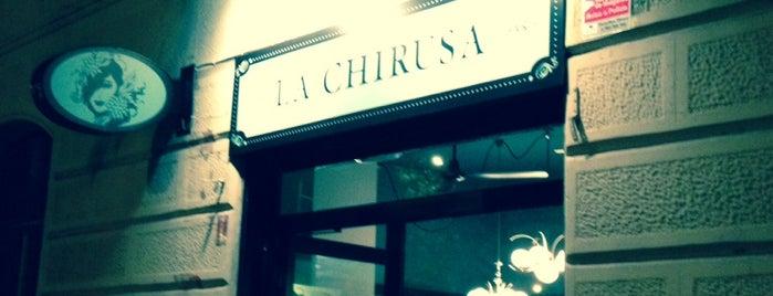 La Chirusa is one of BCN.