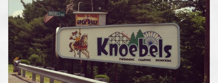 Knoebels Amusement Resort is one of Best places for families.